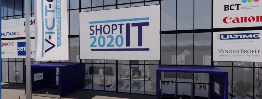 Shopt IT 2020 gaat digitaal